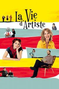 """Affiche du film """"La vie d'artiste"""""""