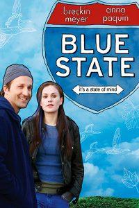 """Affiche du film """"Blue State"""""""