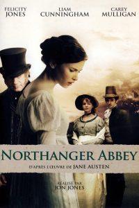 """Affiche du film """"L'abbaye de Northanger"""""""