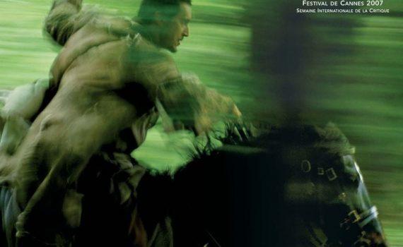 """Affiche du film """"Voleurs de chevaux"""""""