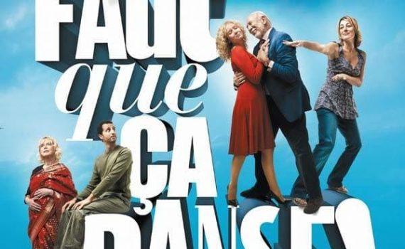 """Affiche du film """"Faut que ça danse !"""""""