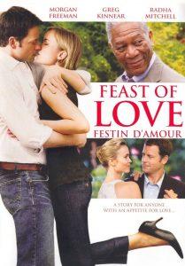 """Affiche du film """"Festin d'amour"""""""