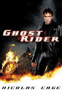 """Affiche du film """"Ghost rider"""""""