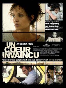"""Affiche du film """"Un Coeur invaincu"""""""