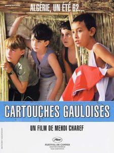 """Affiche du film """"Cartouches gauloises"""""""