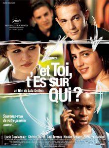 """Affiche du film """"Et toi, t'es sur qui?"""""""