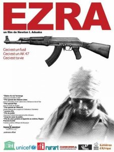 "Affiche du film ""Ezra"""