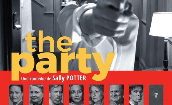 """Affiche du film """"The Party"""""""