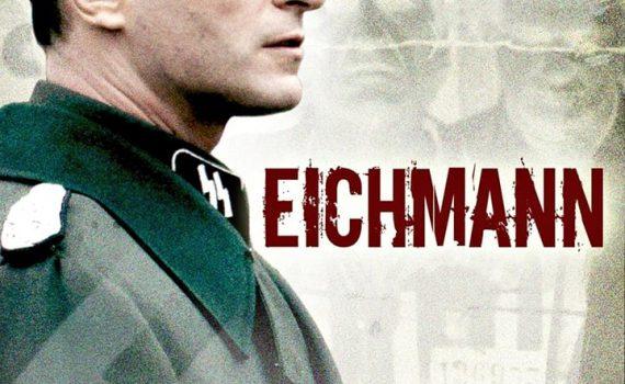 """Affiche du film """"Eichmann"""""""