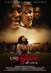 """Affiche du film """"Une Affaire de Cœur"""""""