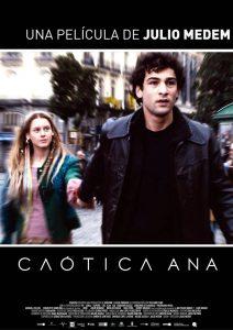 """Affiche du film """"Caótica Ana"""""""