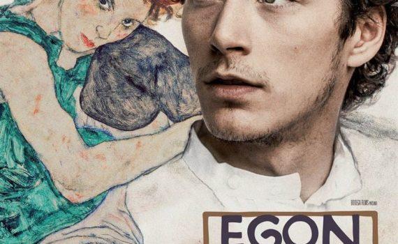 "Affiche du film ""Egon Schiele"""