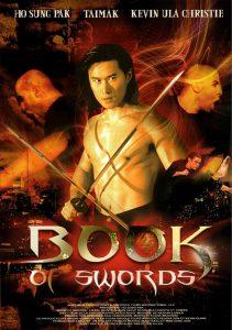 """Affiche du film """"Book of Swords"""""""