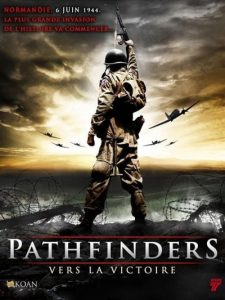 """Affiche du film """"Pathfinders : Vers la victoire"""""""