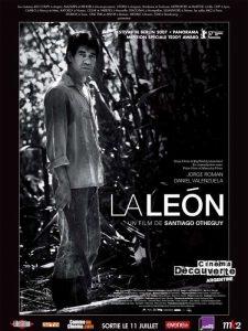 """Affiche du film """"La Léon"""""""