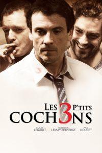 """Affiche du film """"Les 3 p'tits cochons"""""""