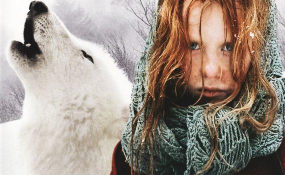 """Affiche du film """"Survivre avec les loups"""""""