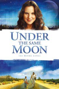 """Affiche du film """"La misma luna"""""""