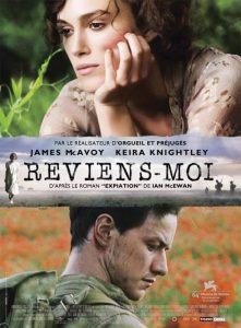 """Affiche du film """"Reviens-moi"""""""
