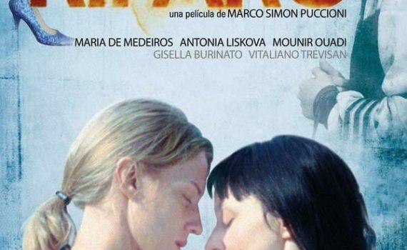 """Affiche du film """"Riparo"""""""