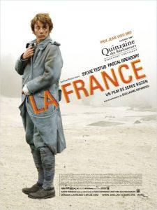 """Affiche du film """"La France"""""""