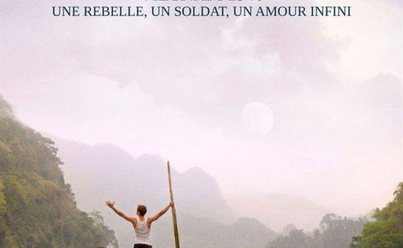 """Affiche du film """"Ciel Rouge"""""""