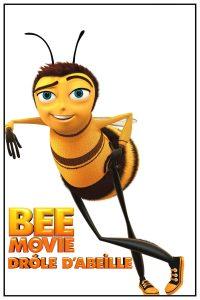 """Affiche du film """"Bee Movie, drôle d'abeille"""""""