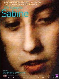 """Affiche du film """"Elle s'appelle Sabine"""""""