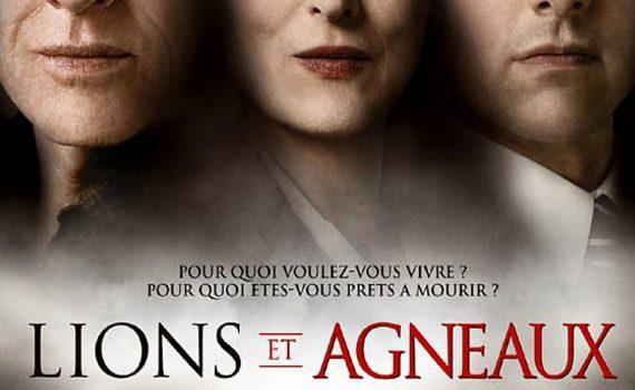 """Affiche du film """"Lions et agneaux"""""""