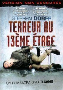 """Affiche du film """"Terreur au 13ème étage"""""""