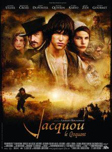 """Affiche du film """"Jacquou Le Croquant"""""""