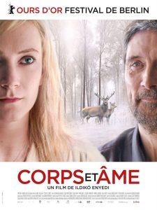"""Affiche du film """"Corps et Âme"""""""