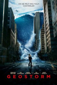 """Affiche du film """"Geostorm"""""""