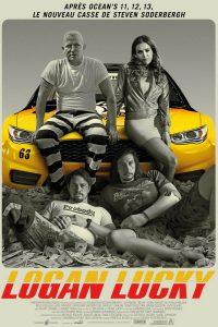 "Affiche du film ""Logan Lucky"""