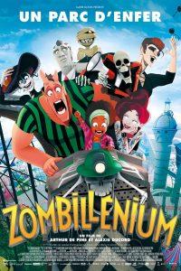 """Affiche du film """"Zombillénium"""""""