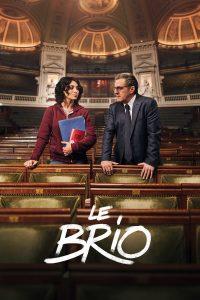"""Affiche du film """"Le Brio"""""""