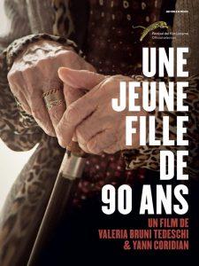 """Affiche du film """"Une jeune fille de 90 ans"""""""