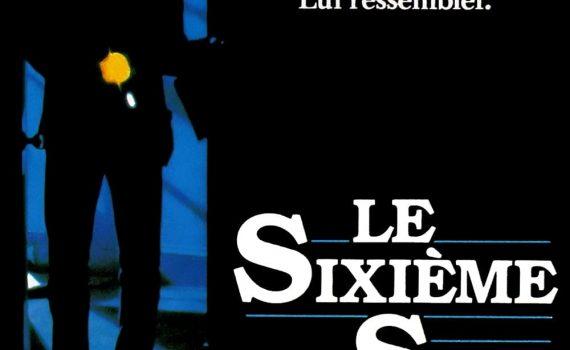 """Affiche du film """"Le Sixième Sens"""""""