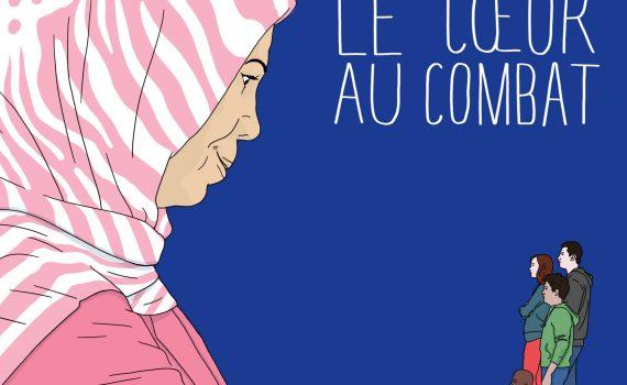 """Affiche du film """"Latifa, le cœur au combat"""""""