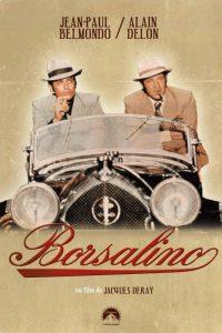 "Affiche du film ""Borsalino"""