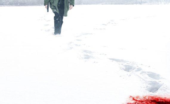 """Affiche du film """"Le Bonhomme de neige"""""""