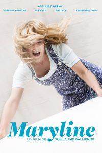 """Affiche du film """"Maryline"""""""