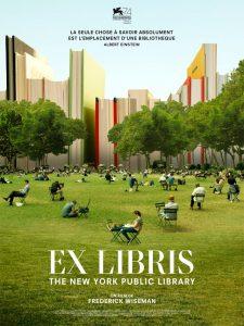 """Affiche du film """"Ex Libris: New York Public Library"""""""