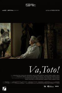 """Affiche du film """"Va, Toto !"""""""