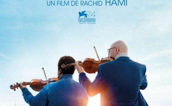"""Affiche du film """"La mélodie"""""""