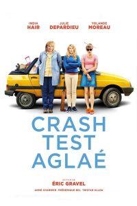 """Affiche du film """"Crash Test Aglaé"""""""