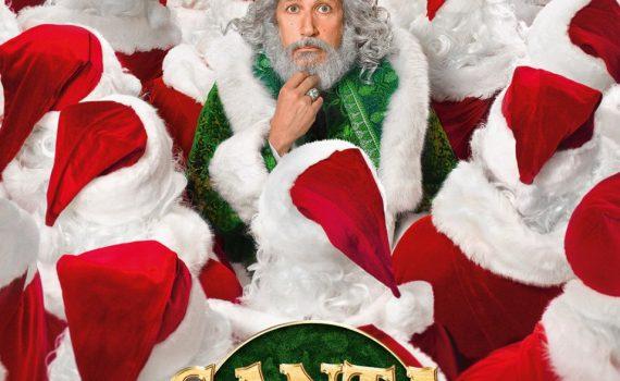 "Affiche du film ""Santa & Cie"""
