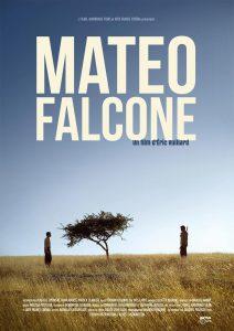 """Affiche du film """"Mateo Falcone"""""""