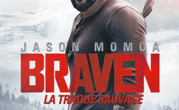 "Affiche du film ""Braven"""