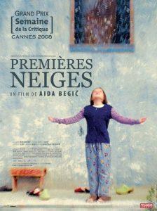 """Affiche du film """"Premières Neiges"""""""
